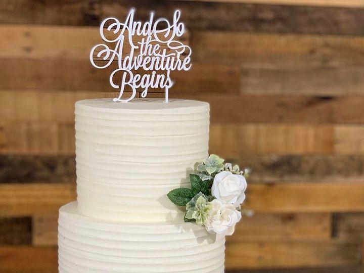 Tmx Wedding Cake Begins 51 163610 1565292574 Kansas City, Missouri wedding cake