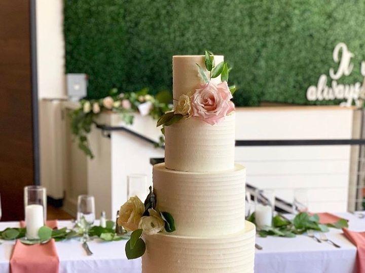 Tmx Wedding Cake 51 163610 1564079587 Kansas City, Missouri wedding cake
