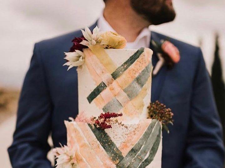 Tmx Woven Flower Cake 51 163610 1565203216 Kansas City, Missouri wedding cake