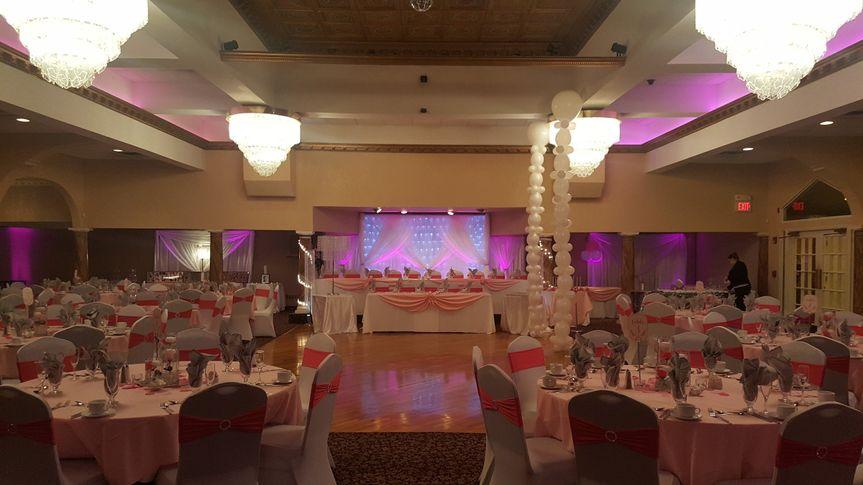 Georginas Weddings Banquets Venue Bolton Ct Weddingwire