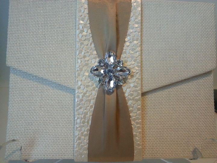 Custom Invitation Pocket Holde