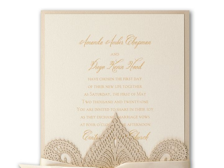 Tmx Moroccan Delight Invitation 51 175610 V1 Lodi, New Jersey wedding invitation