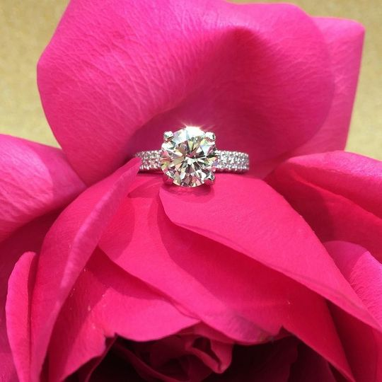 engagement ring dallas