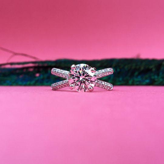 diamond ring dallas crossover ring