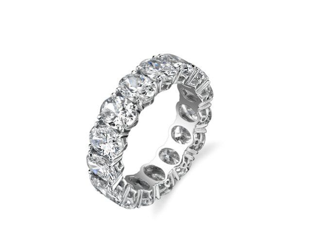 Tmx 1359579579005 QOvalEternityShapiroDiamonds3609 Dallas wedding jewelry