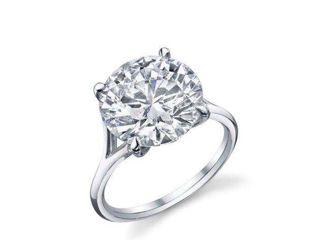 Tmx 1359579585357 QRoundSoltShapiroDiamonds0001 Dallas wedding jewelry