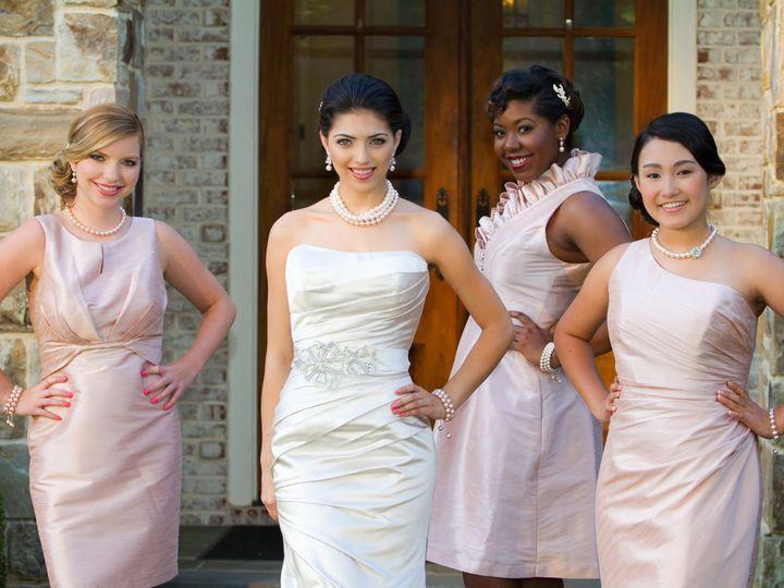 Tmx 1455844385771 21 Pink Sassy Bridesmaids C44img6379 Braselton, GA wedding jewelry