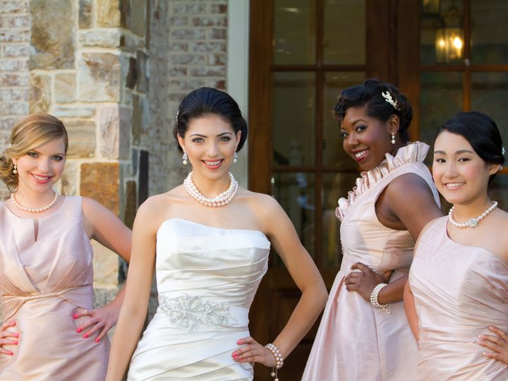 Tmx 1455844422166 22 Pink Sassy Close Up Bridesmaids C44img6383 Braselton, GA wedding jewelry