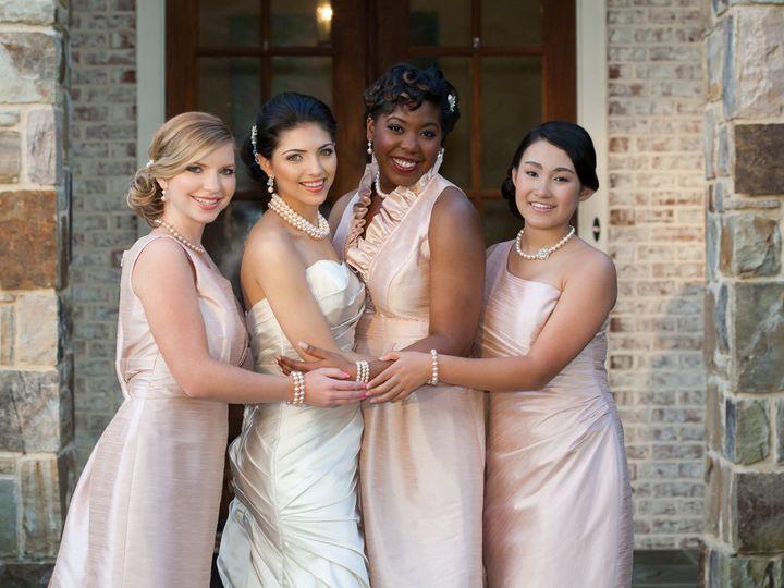 Tmx 1455844538558 31 Pink Bridesmaids M45img1242 Braselton, GA wedding jewelry