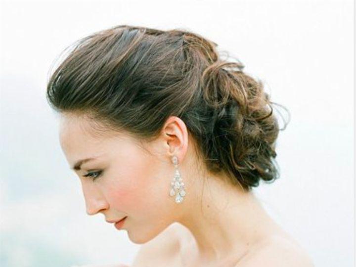 Tmx 1473284454143 Elizabetta Ear  Ansley Brac. On Modelkt Merry Phot Braselton, GA wedding jewelry