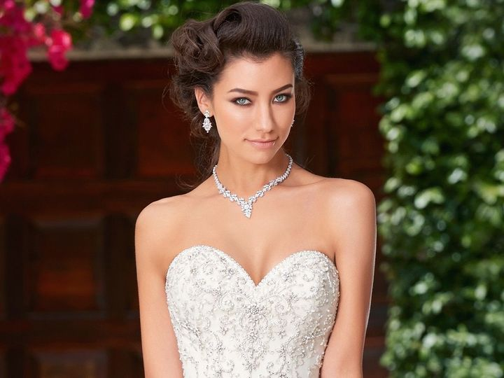 Tmx 1521670150 78069037c4cc287b 1521670149 620b9a7f7200250c 1521670148630 2 Ferida Necklace 2 Braselton, GA wedding jewelry