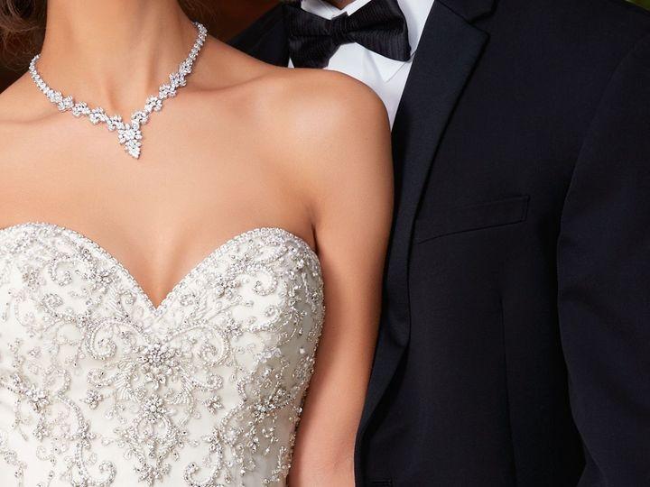 Tmx 1521670213 9b5e89bc36bd373b 1521670211 Afe8d410357da4dd 1521670210983 8 Ferida Necklace 8 Braselton, GA wedding jewelry