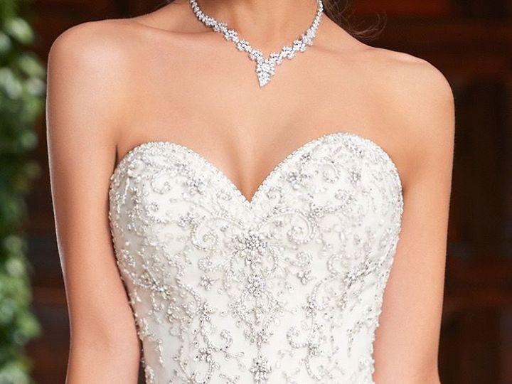 Tmx 1521670308 348fc753546277cd 1521670307 612e126cb9ecc205 1521670307547 16 Ferida Necklace 1 Braselton, GA wedding jewelry