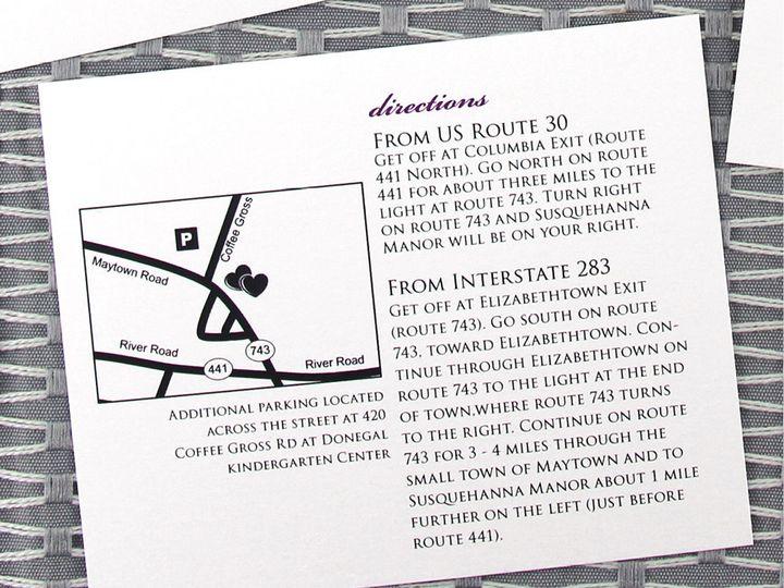 Tmx 1383077852992 Andreacoryma Lancaster, Pennsylvania wedding invitation