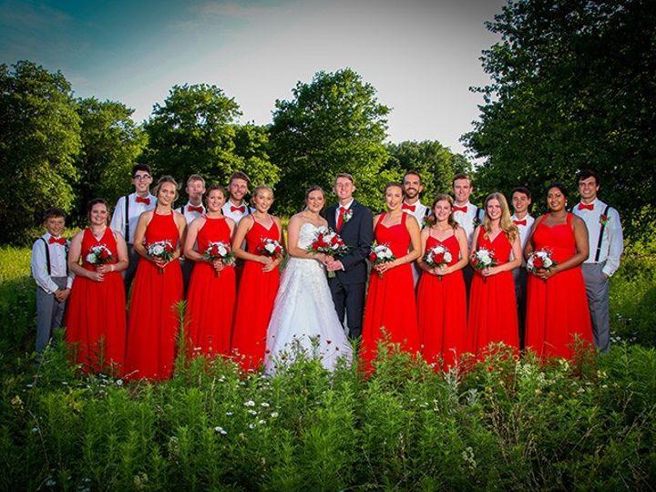 Tmx Bridal Party In Field 51 118610 157929041311904 Clyde, TX wedding venue