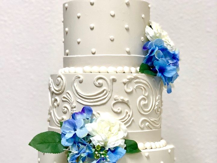 Tmx 16 51 649610 157878470062379 San Antonio, TX wedding cake