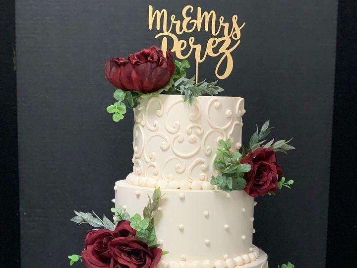 Tmx 256 51 649610 157878442277746 San Antonio, TX wedding cake