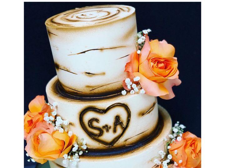 Tmx 4 51 649610 157878444589438 San Antonio, TX wedding cake