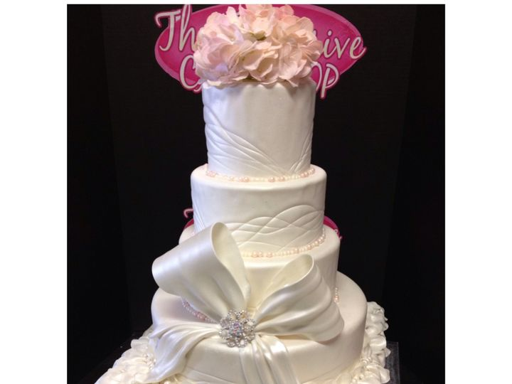Tmx 6 51 649610 157878466022554 San Antonio, TX wedding cake