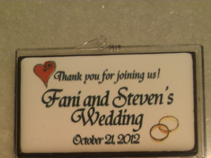 Tmx 1372707811251 Imag0115 Merrick wedding favor