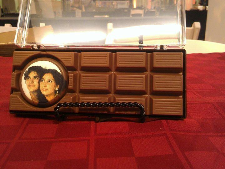 Tmx 1398802280959 Chocolate Gift Bar   Coupl Merrick wedding favor