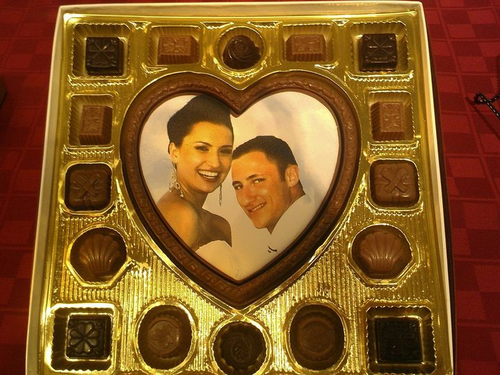 Tmx 1398802392035 Heart Truffle Bo Merrick wedding favor