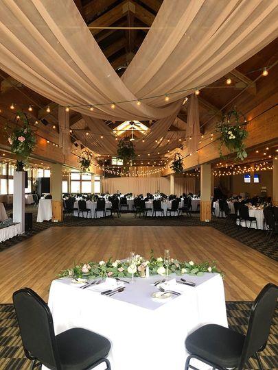 Reception Location - King Pine