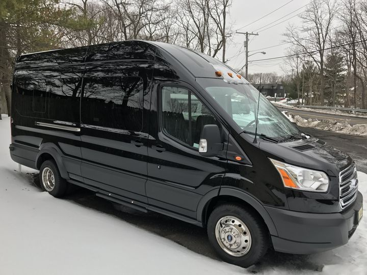Tmx V E I Limo Transit Van 51 60710 Newark, NJ wedding transportation