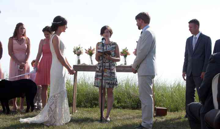 Jillian Buckley Wedding Officiant