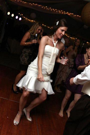bridedancin