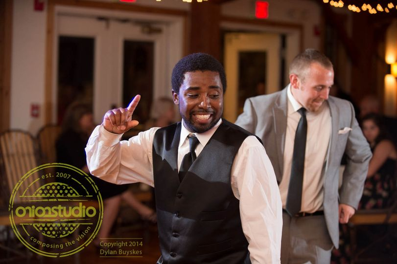 Jonathan line dancing!!
