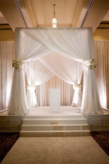 Elegant Chair Covers & Event Decors