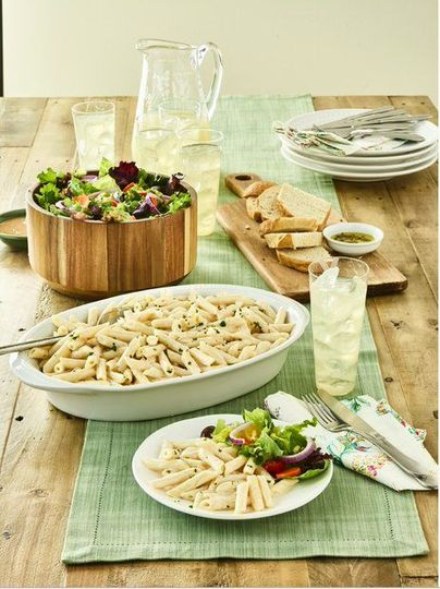 Catering Penne Carrabba