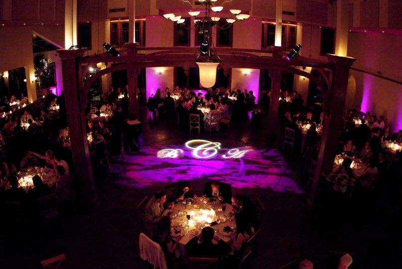purple pattern w gobo