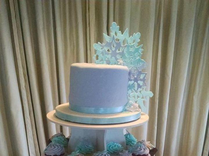 Tmx 1502474381591 Cake 17 Portland, Oregon wedding cake