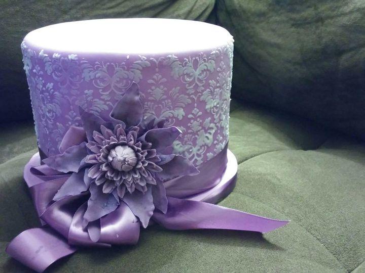 Tmx 1502474389044 Cake 16 Portland, Oregon wedding cake