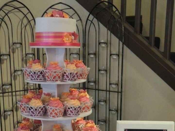 Tmx 1502474434964 Cc Tower Portland, Oregon wedding cake