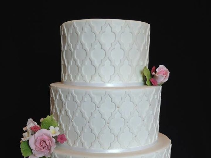 Tmx 1502474444168 Cake 11 Portland, Oregon wedding cake
