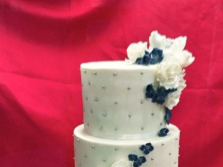 Tmx 1502474457481 Cake 9 Portland, Oregon wedding cake