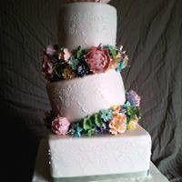 Tmx 1502474523996 Cake 4 Portland, Oregon wedding cake