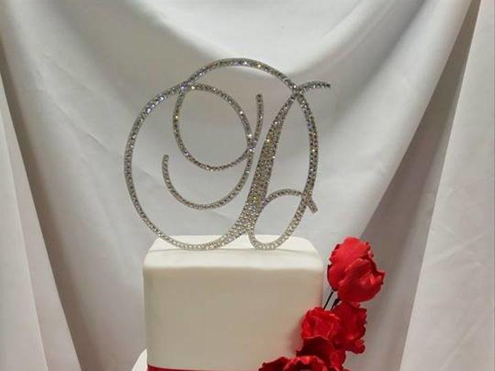 Tmx 1502474543496 Cake 3 Portland, Oregon wedding cake