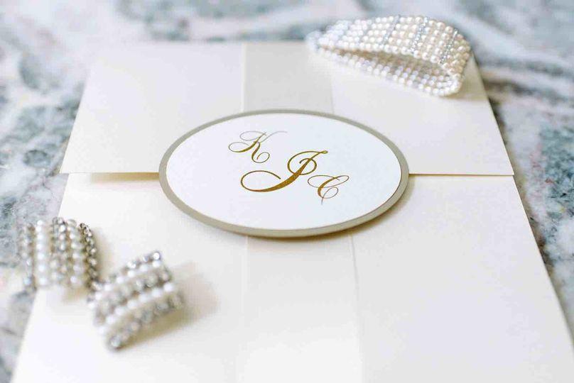 Pearl invitations