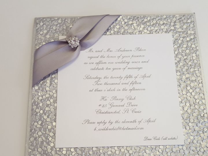 Tmx 1447784709751 Pebblebrooch.jp Lynn, Massachusetts wedding invitation