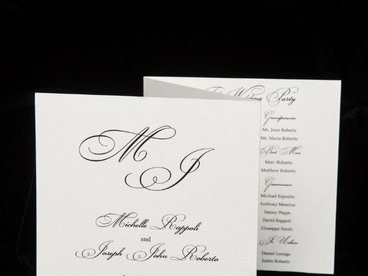 Tmx 1447856794214 Mjprograms Lynn, Massachusetts wedding invitation