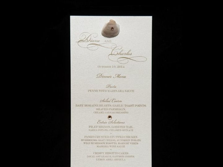 Tmx 1447856861859 Shellmenu Lynn, Massachusetts wedding invitation