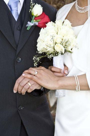The bond of matrimony