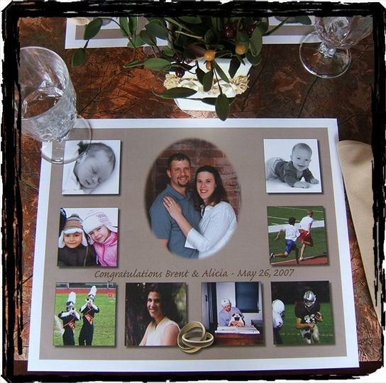 This is one out of seven different templates we offer.