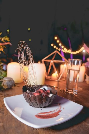Dessert. Caio Tres