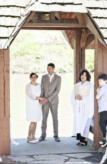 French+English Weddings by Reverend Monique
