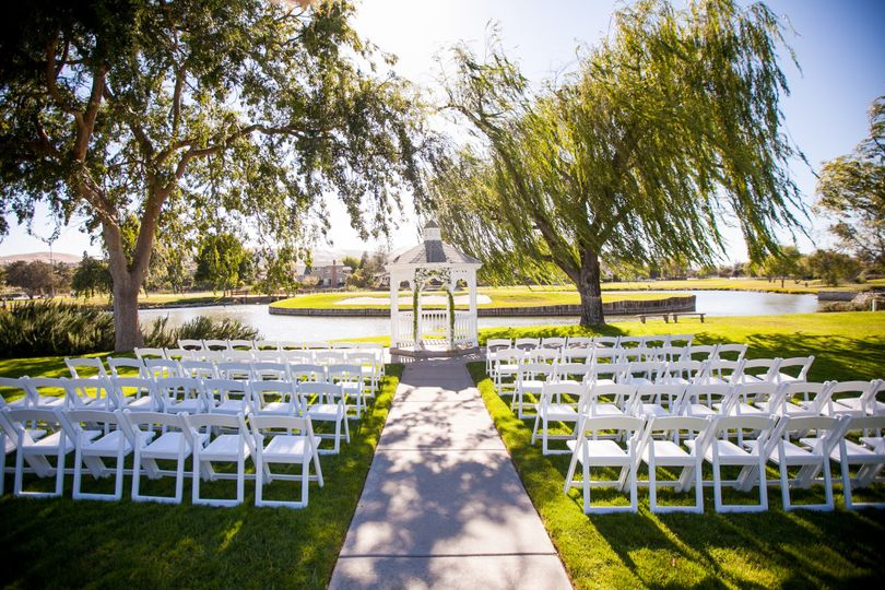 San Ramon, Wedgewood Weddings